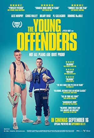 The Young Offenders online sa prevodom