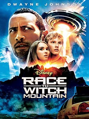 Race to Witch Mountain online sa prevodom