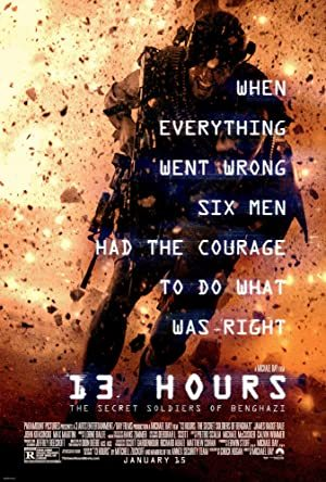 13 Hours: The Secret Soldiers of Benghazi online sa prevodom